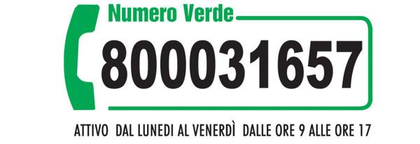 Attivo il numero verde dell associazione epac onlus - Numero verde poltronesofa ...